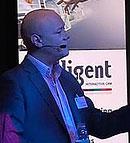 Richard Sedley at the Fusion Marketing Experience