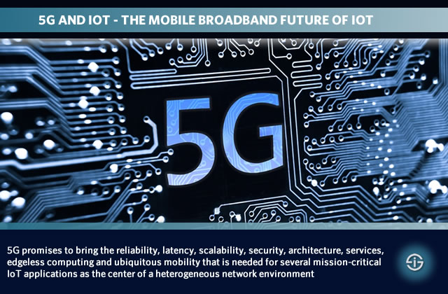 5G and IoT future