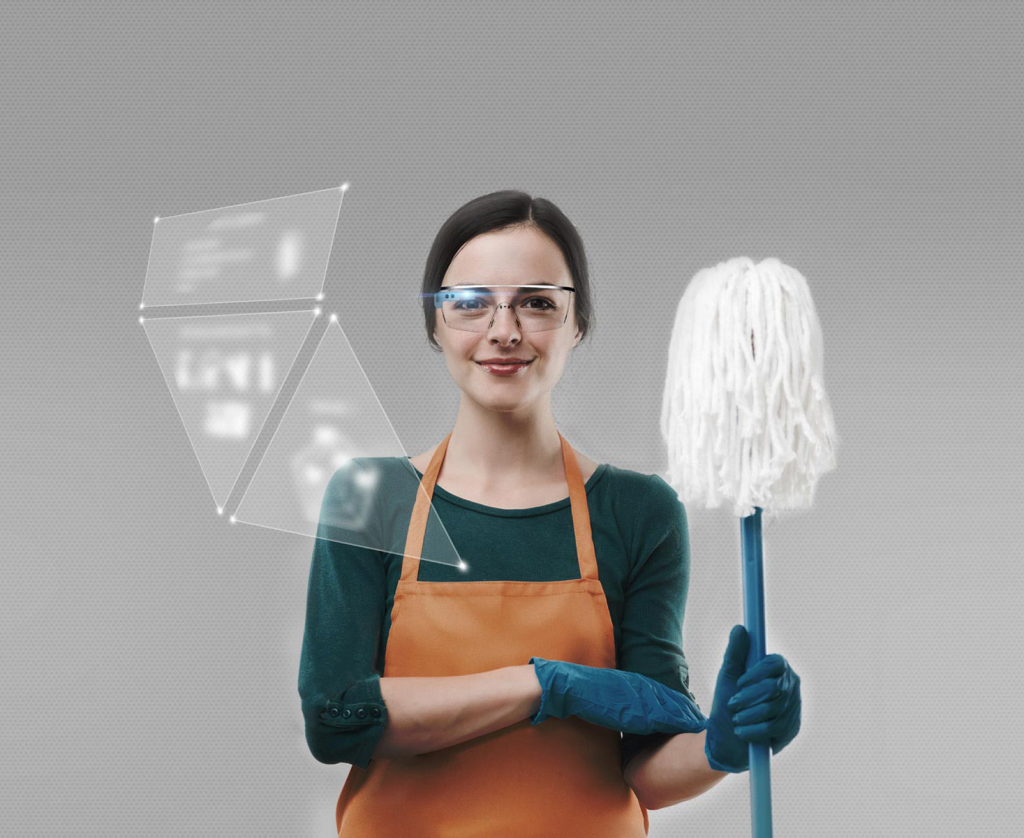Tech Trends Mixed Reality Tech Cleaning