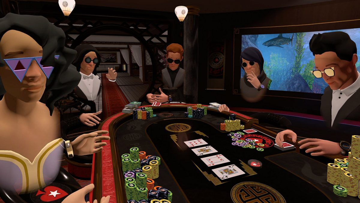 Alice Bonasio VR Consultancy MR Tom Atkinson Tech Trends Review AR Mixed Virtual Reality Augmented pokerstars poker stars cards casino data sports online