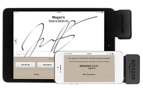 Amazon goes mobile payments too - with Amazon Local Register