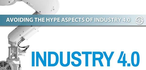Avoiding Industry 4.0 hype