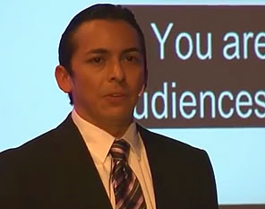 Brian Solis at one of i-SCOOP's events