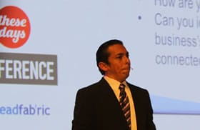 Brian Solis at the Fusion Marketing Experience Social Business Sessions