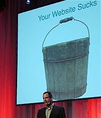Bryan Eisenberg Your Website Sucks