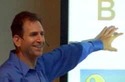 Bryan Eisenberg at one of our events