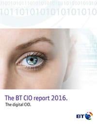 CIOs on digital transformation and disruption in the BT CIO report 2016