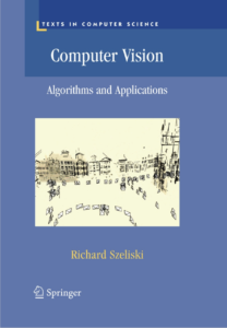 Computer Vision: Algorithms and Applications