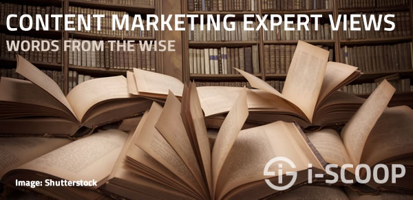 Content marketing expert views