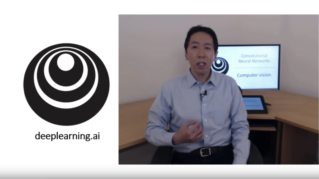 Convolutional Neural Networks Taught by Andrew Ng