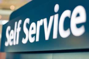 Customer self-service