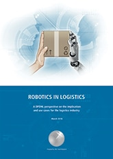 Deutsche Post DHL Robotics in Logistics Trend Report