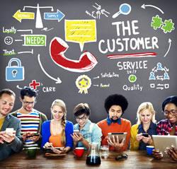 Digital customer