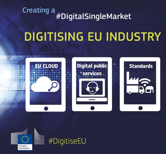Digitising EU Industry - source and more info