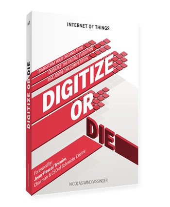 Companies will lose their recurrent service revenues if they don't adapt and make the needed transformations and business model transitions says Josef Brunner in IoT book Digitize or Die by Nicolas Windpassinger