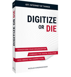 IoT platforms have specific IoT capabilities such as application development, application management, scalability as well as more traditional M2M platforms capabilities such as carrier and communications integrations, device management and operation environment says Nicolas Windpassinger in his IoT book Digitize or Die