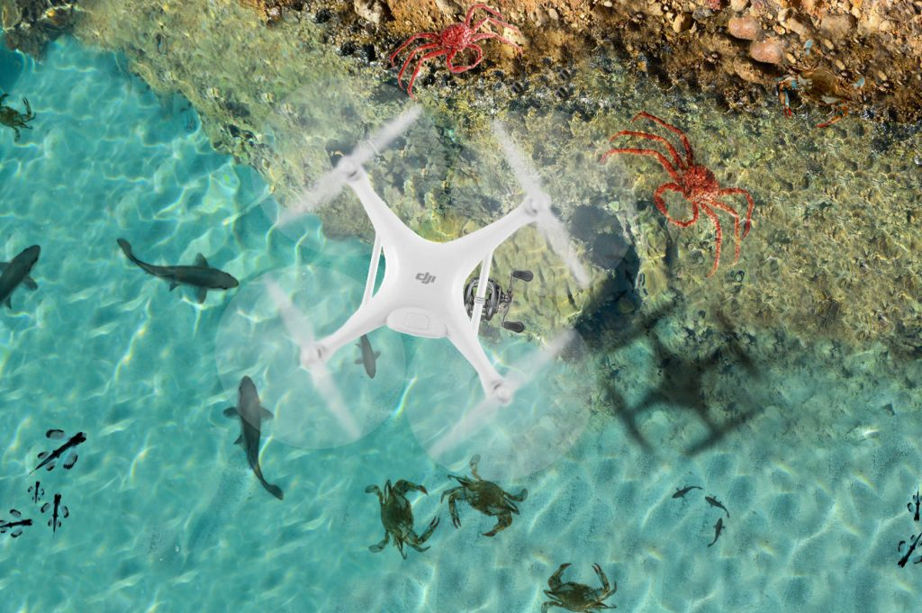 Drone Fishing 2