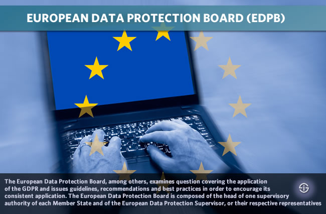 European Data Protection Board - EDPB in the GDPR and ePrivacy Regulation