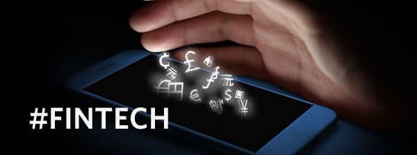 Fintech concept