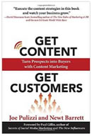 Get content Get Customers by Joe Pulizzi and Newt Barrett