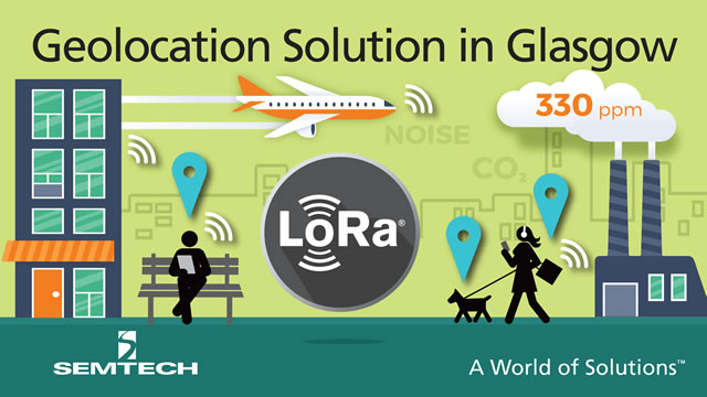 Glasgow has a LoRAWAN network for low power wide area IoT projects - source