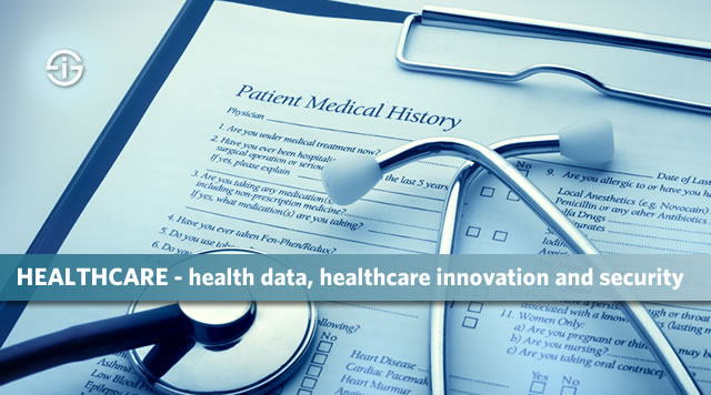 Healthcare - health data healthcare innovation and security