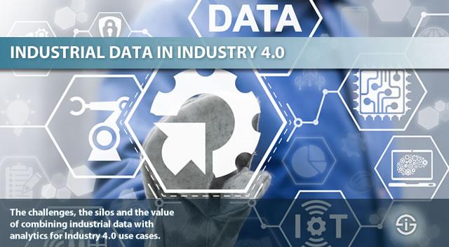 Industrial data in Industry 4.0