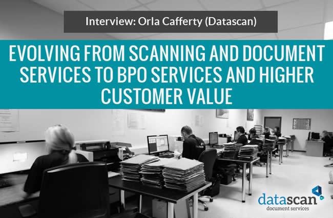 Interview Datascan Ireland Orla Cafferty