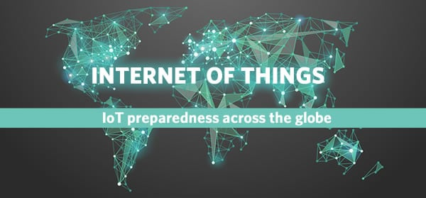 IoT preparedness across the globe - G20 Internet of Things Development Opportunity Index Ranking