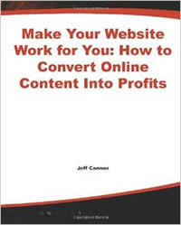 eff Cannon in Make Your Website Work for You - in content marketing content is created to provide consumers with the information they seek - 1999