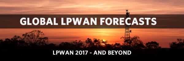 LPWAN forecasts