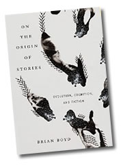 On the Origin of Stories by Brian Boyd – recommended by Doug Kessler