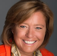 """""""Orange customers who opt for our mobile IoT offers can be sure they use a future-proof network as it is fully consistent with the future evolution towards 5G"""" says Orange Belgium Chief Enterprise Officer Ingrid Gonnissen - picture source and courtesy Orange Belgium"""
