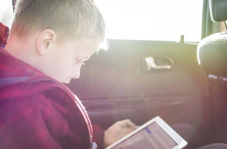 Parental approval children Facebook social networks GDPR personal data