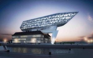 Port of Antwerp Authority new HQ building