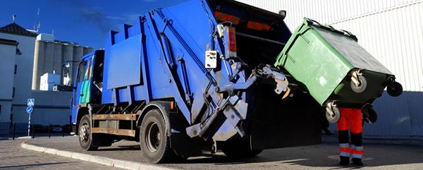 Public services waste management