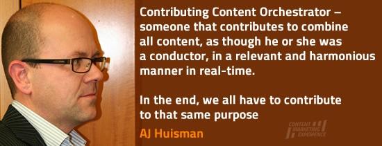 Quote AJ Huisman