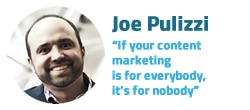 Quote Joe Pulizzi i-SCOOP