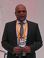 Sameer Patel at CeBIT