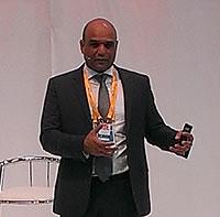 Sameer Patel on digital transformation at CeBIT2014 - picture J-P De Clerck