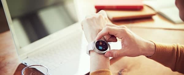 Samsung Gear S2 smart wristwear - image Samsung