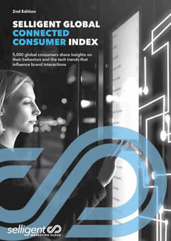 Selligent Global Connected Consumer Index 2019 - download the report registration required