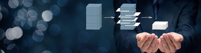 Structured unstructured data
