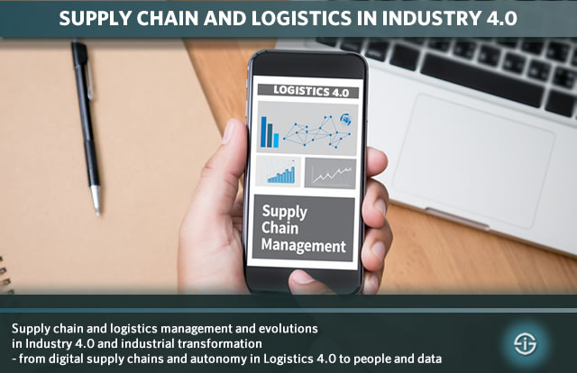 Supply chain and logistics management in industrial transformation
