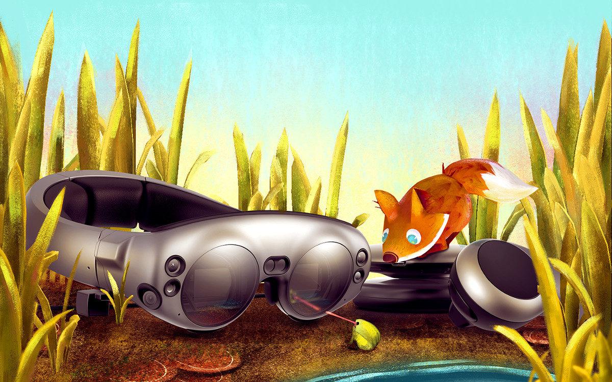Tech Trends Luna VR Magic Leap Mixed Reality Robin Hunicke