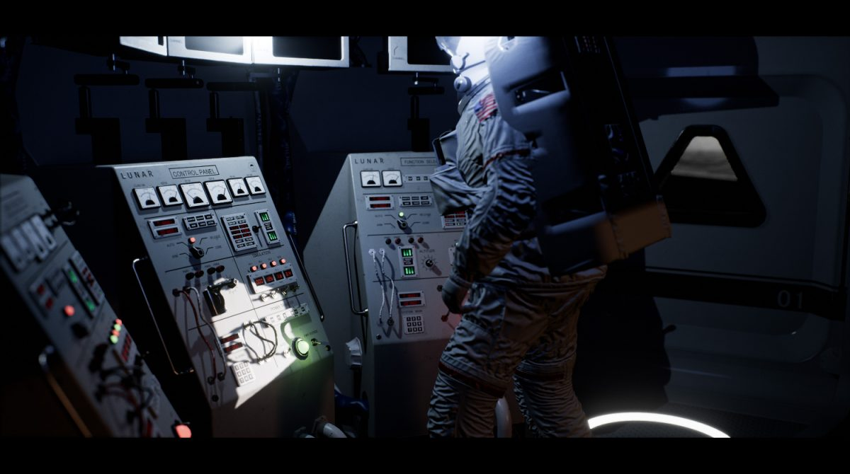 Tech Trends VR Tech Virtual Reality Consultancy Mixed Reality Space Exploration NASA