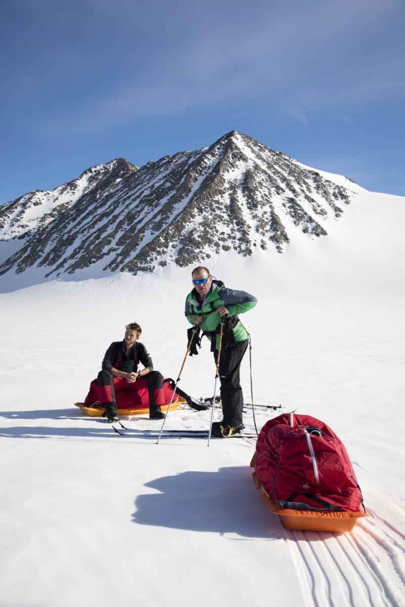 Tech Trends Polar Exploration Green Renewable energy