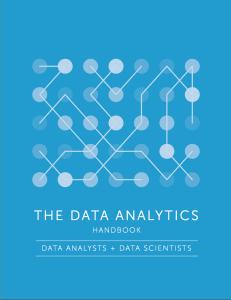 The Data Analytics Handbook  Data Analysts and Data Scientists