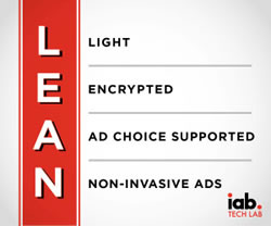 The IAB wants to tackle the ad blocking challenge with L.E.A.N. - wait and see