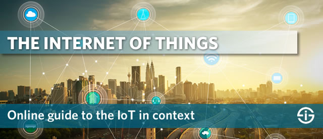 The Internet of Things - online guide to the Internet of Things in context